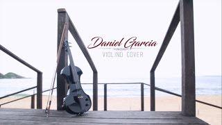 Me espera - Sandy e Tiago Iorc -  Daniel Garcia Violino Cover
