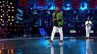 Dance pluse 3 Captain Dharmesh Sir  Ishq wala Love Full Dance performance width=