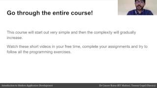 Module-1: Introduction to IMAD Course width=