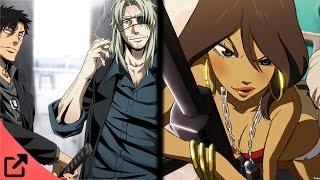 Top 5 Animes Similar to Gangsta