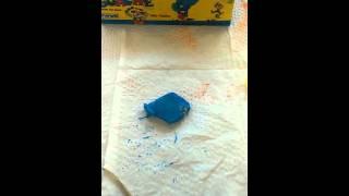 Como fazer chaveiro de massinha... Parte 3