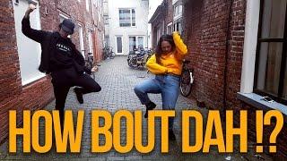 DJ FLEX CATCH ME OUTSIDE AFRO REMIX #HOWBOUTDANCECHALLENGE VIRAL (DANCE VIDEO)
