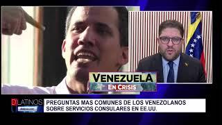 Entrevista exclusiva con el Ministro Consejero de la Embajada de Venezuela en EEUU