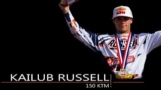 Kailub Russell KTM 150 Two Stroke....No Music Allowed!