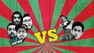 التمساح الحلقة ٥٨: فلم الغضب الرباعي  | Temsa7LY