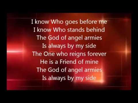 Chris Tomlin - Whom Shall I Fear (God of Angel Armies) with Lyrics ...