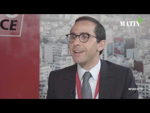 Video : L'Info en Face spécial FIAD avec Youssef Rouissi, DGA Attijariwafa Bank