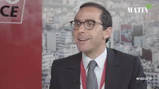 L'Info en Face spécial FIAD avec Youssef Rouissi, DGA Attijariwafa Bank