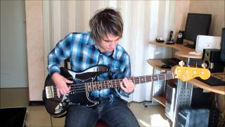Nirvana - The Man Who Sold The World (Bass Cover)