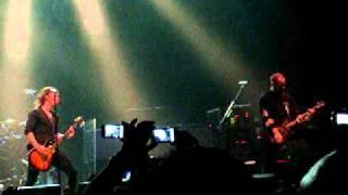 Alter Bridge - Blackbird (1). Live (Amsterdam, 8-11-2010)
