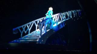 Elsa - Let it Go Live! Frozen at California Adventure Hyperion Theater