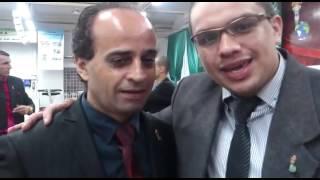 Miqueias Atalaya entrevista  Pr.Wesley Gideoes.