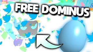 NEW LIMITED DOMINUS CODE! (FREE PET) | ROBLOX Bubble Gum Simulator