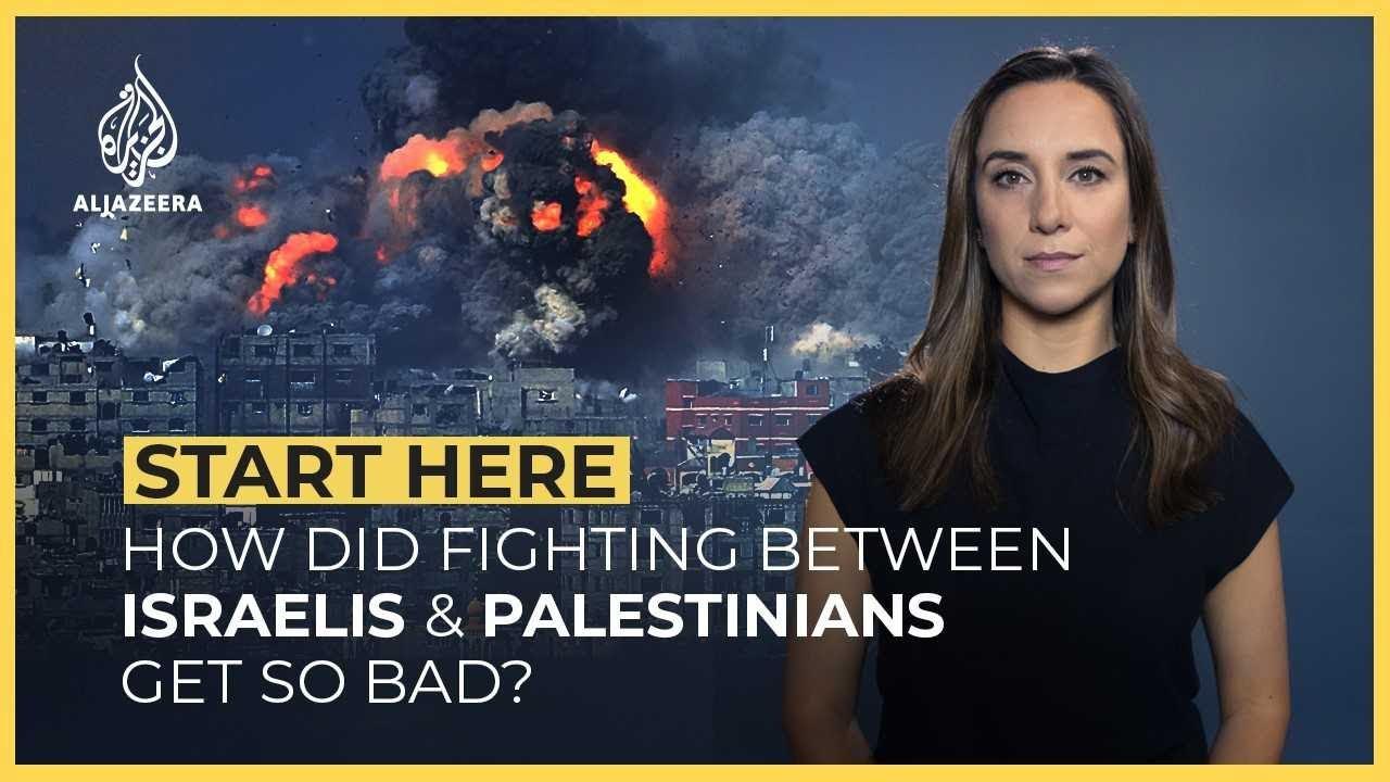 How did Fighting between Israelis and Palestinians get so Bad? | Start Here