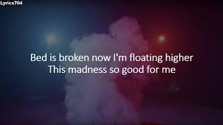 Major Lazer - Blow that Smoke (feat. Tove Lo) (Lyrics)