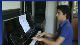 Beyaz Giyme Toz Olur Piyano İle Yakartepe Bolu Yöresi Türküsü Siyah Söz Hd Saz  Piyanist
