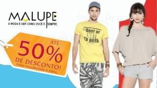 PROMOÇÃO - 50% DE DESCONTO  - MALUPE MARIANA - TV CUBOMIDIA