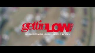 Gettinlow at Summarecon Autofest 2014 (coverage)