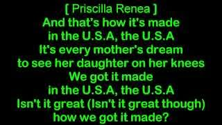 Yelawolf ft. Priscilla Renea - Made In The U.S.A. [HQ & Lyrics]