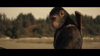 Planeta dos Macacos: A Guerra (War for the Planet of the Apes, 2017) - Trailer Legendado