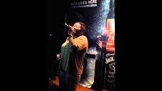 Robin S Live at Bar Dezoito - São Paulo