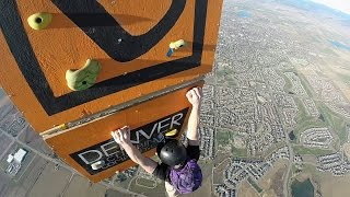 GoPro Awards: Worlds Highest Rock Climbing Wall