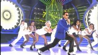 Santiago Segura gana con el Gangnam Style de PSY la octava gala de 'Tu cara me suena'