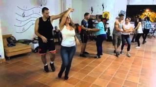 Clase Bachata 2016-05-05 J8pm @SonDeTimba