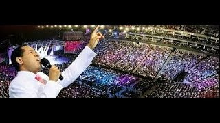PASTOR CHRIS COMMANDS DEMON OF CANCER TO LEAVE WOMAN IN LONDON SEPT 2017 ATMOSPHERE FOR MIRACLES width=