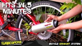 Make Your Bike Sound Like a Dirt Bike With Turbospoke