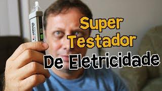 Detector de Tensão ou Voltagem Sem Contato Elétrico