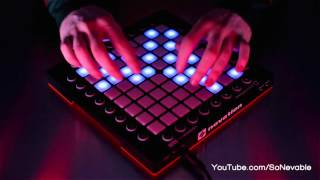 Nev Plays -  Wizards in  Winter (TSO) Launchpad Pro Cover