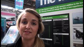 DIVE 2013: Scubaverse talks with Nikki Weeden of blue o two