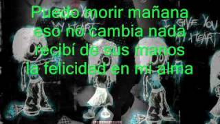 Kyo - Derniere Dance Sub - Español [HQ] Lyrics Video
