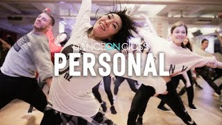 HRVY - Personal | Chio Choreography | DanceOn Class