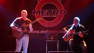 "Dave Matthews & Tim Reynolds Revival - ""The Space between"""