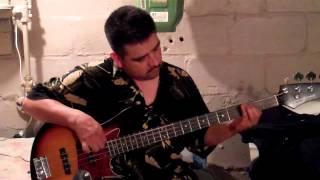 CRUZ DE MADERA - Michael Salgado -( cover c