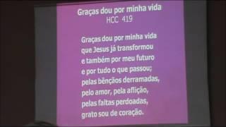 HCC 419 - Gracas dou por minha vida