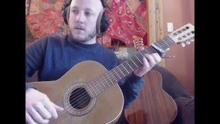 Landslide - Fleetwood Mac - Acoustic Live Solo