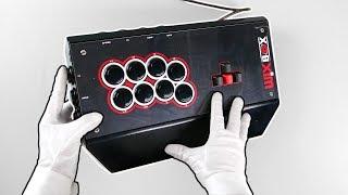 Unboxing Soul Calibur VI Collector's Edition + Mixbox Arcade Controller