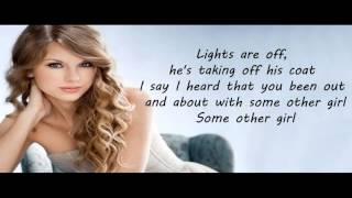 Taylor Swift - Style Lyrics