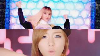 BLACKPINK x f(x) - Boombayah/Electric Shock (MashUp)