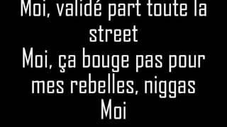 NAZA - Gâter le coin. Parole/Lyrics