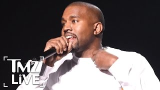 Kanye West In Hiding & Working On New Music   TMZ Live