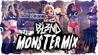 (MONSTER MIX) - DJ BL3ND [HD] width=