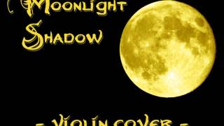 Moonlight Shadow - violin cover