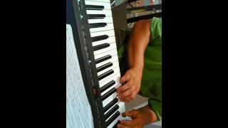 Batman vs superman piano cover version#2(a beautiful lie)
