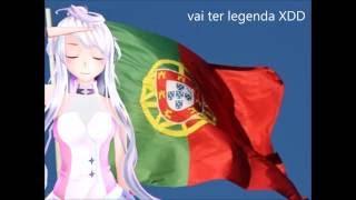 """""""Celebração"""" da Vitória de Portugal (Ler descrrição)"""