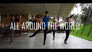 ALL AROUND THE WORLD - Justin Bieber Choreography by Alexander Chung