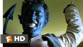 X2 (1/5) Movie CLIP - White House Breach (2003) HD